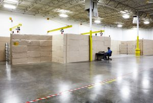Industrial Photography warehouse Dallas Texas