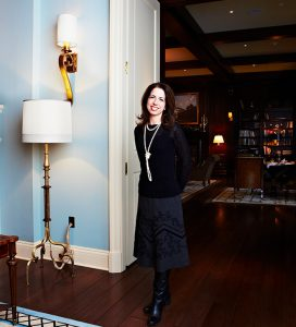Salamander Resort portrait of manager Washington DC