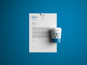 Logo and stationary design Dallas, Texas