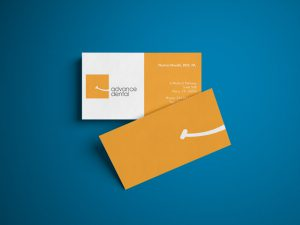 Logo and business card design Dallas Texas