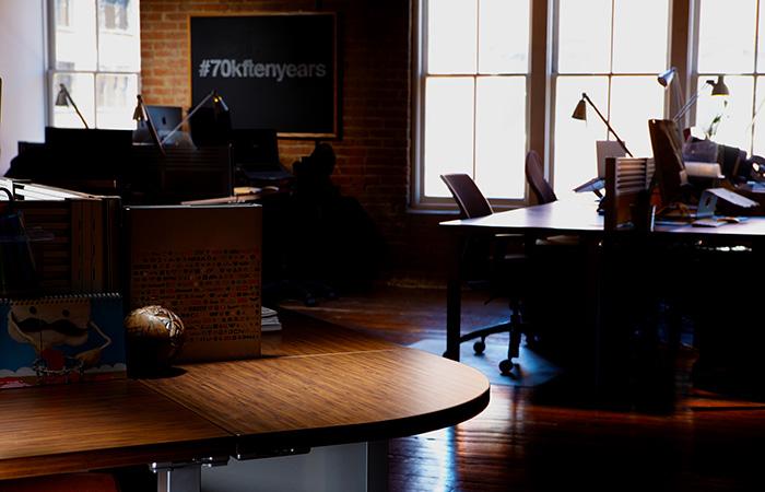 70kft Office Environmental Photography Dallas Texas