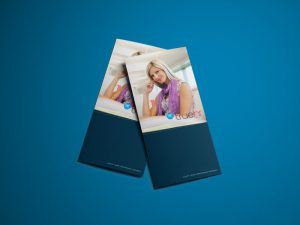 Custom brochure design Dallas Texas