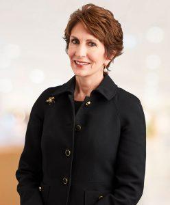 Dallas Texas custom executive portrait of female executive