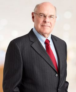 Strong Dallas Texas custom executive portrait of male executive